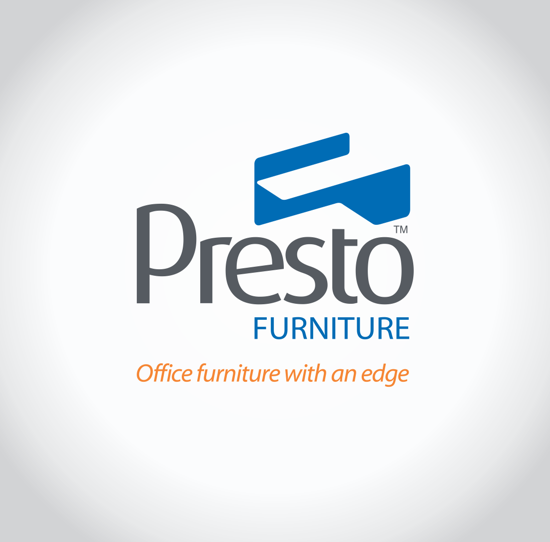 Presto Furniture Brochure & Logo Design