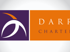 Darren Trew Chartered Accountant Logo Design