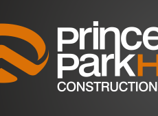 Princes Park Homes Logo Design