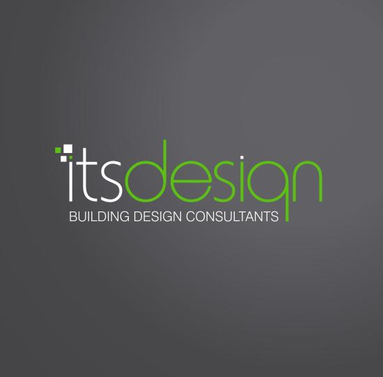 ITS Building Design Logo Design