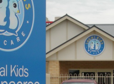 Local Kids Signage
