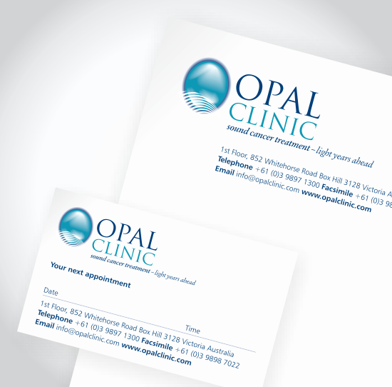 Opal Clinic Corporate Identity